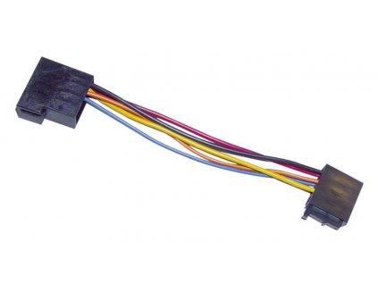 ISO adaptér pro značky Audi/Seat/VW až 04/98