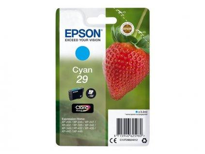Epson T2982 Cyan 29, azurová - originální