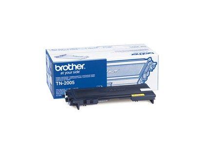 Brother toner TN-2005 pro HL-2035, black (1.500 stran) - originální