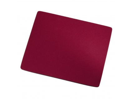 HAMA podložka pod myš, textilní, červená (54767)