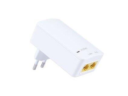 NE MaxLink PI15S PoE injektor,802.3af,48V,0.32A,15,4W,1Gbit,do zásuvky