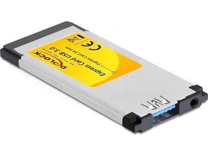 Delock ExpressCard - 1x USB 3.0 (61872)