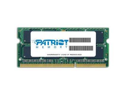 PATRIOT Signature DDR3 8GB 1600MHz Ultrabook SODIMM