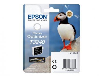 Epson inkoust T3240 Gloss Optimizer - originální
