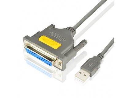 AXAGON ADP-1P25 USB - printer adaptér