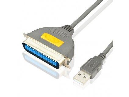 AXAGON ADP-1P36 USB - printer adaptér