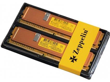 EVOLVEO Zeppelin, 16GB 1600MHz DDR3 CL11, GOLD, box (2x8GB KIT)