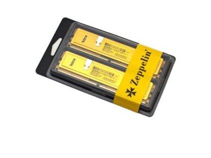 EVOLVEO Zeppelin, 4GB 1333MHz DDR3 CL9, GOLD, box (2x2GB KIT)