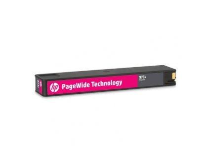 HP 973X Purpurová (F6T82AE) - originální