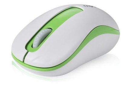 Rapoo M10 zeleno-bílá