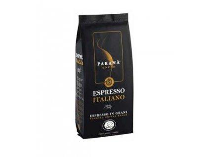 Paraná caffé Espresso Italiano 100% 1 Kg zrnková káva