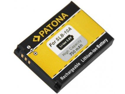 Patona PT1082 - Samsung SLB10A 750mAh Li-Ion