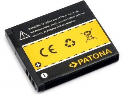 Patona PT1113 - Canon NB-8L 740mAh Li-Ion