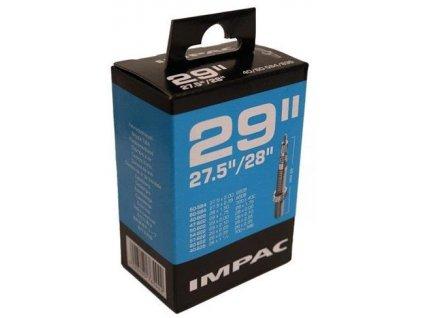 """IMPAC duše 29"""" SV29 40/60-584/635 montážní balení galuskový ventilek"""