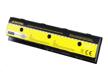 Patona PT2370 - HP ENVY DV6-7200 4400mAh Li-Ion 11,1V