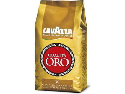 Lavazza ORO 100% arabika 1 Kg zrnková káva