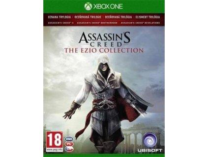 XBOX ONE - Assassin's Creed The Ezio Collection