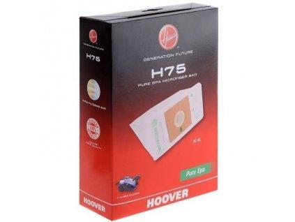Hoover H75 Sada vysokofiltračních sáčků PureEPA (4ks)