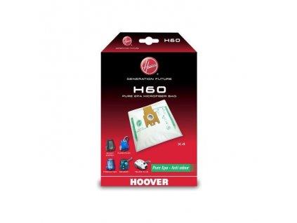 Hoover H60 Sada vysokofiltračních sáčků PureEPA (4ks)