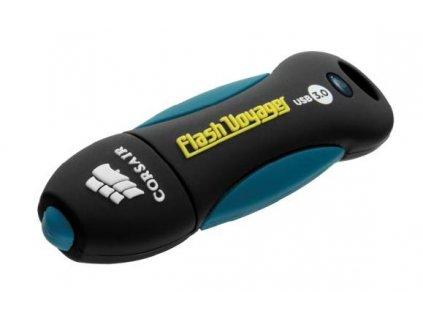 Corsair Flash Voyager USB3.0 32GB, 200/40MB/s, gumový povrch