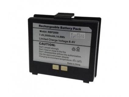 Cashino náhradní baterie 2000mAh pro mobilní termotiskárny