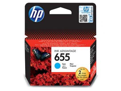 HP 655 Cyan CZ110AE
