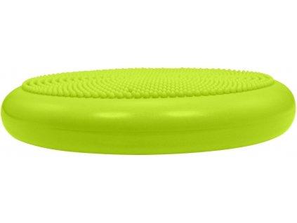 Balanční masážní polštářek LIFEBaLANCE CUSHION 33cm, světle zelený