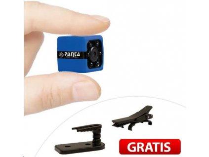 Panta Pocket Cam - Mini kamera, reaguje na pohyb ve dne i v noci