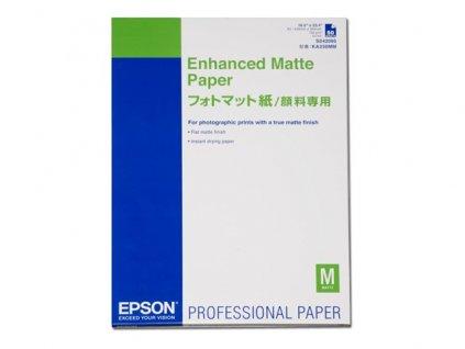 Epson Paper A2 Enhanced Matte (50 sheets), 192 g/m2