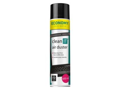 Clean IT stlačený plyn 600ml