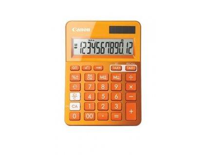 Canon kalkulačka LS-123K-Metallic ORANGE