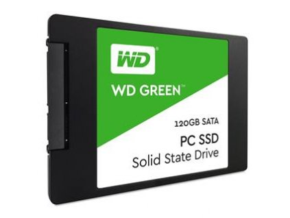 WD Green SSD 3D NAND 120GB