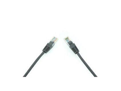 Masterlan patch kabel UTP,Cat5e,7,5m,šedý