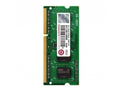 Transcend SO-DIMM DDR3L 2GB 1600MHz CL11 (TS256MSK64W6N)