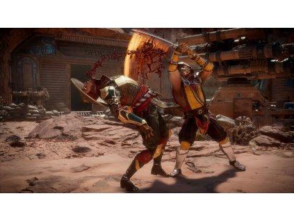 PS4 Mortal Kombat XI
