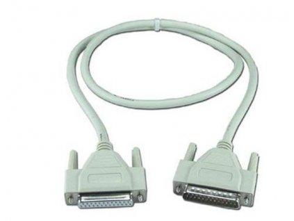 Datový kabel 25M-25F 5m 25ž.