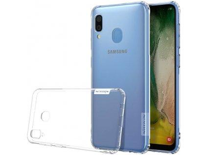 Nillkin Nature TPU Pouzdro pro Samsung Galaxy A30, Transparent