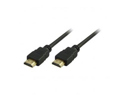 Kabel HDMI Geti 1 m pozlacený, 4K, ethernet 2.0