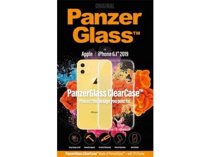 PanzerGlass ClearCase pro Apple iPhone 11 (0209)