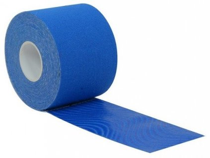 Kinesion LIFEFIT tape 5cmx5m, tmavě modrá