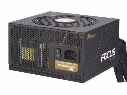 Seasonic FOCUS 650 Gold (SSR-650FM)