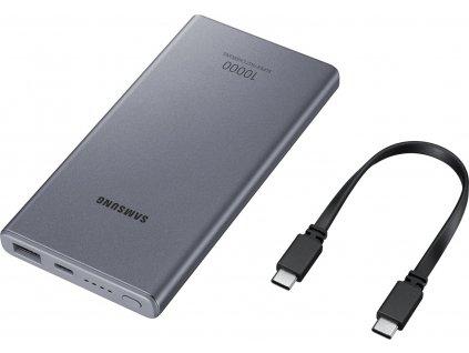 Samsung EB-P3300X stříbrná
