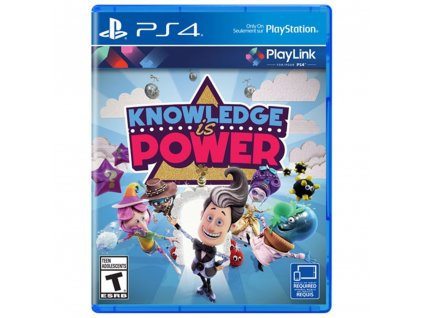 PS4 - Knowledge is Power