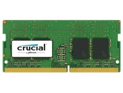 Crucial DDR4 4GB 2400MHz CL17 (CT4G4SFS824A)