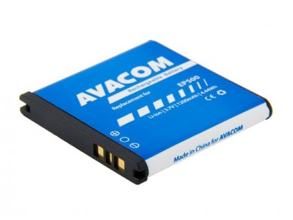 Baterie do mobilu Sony Ericsson Xperia mini Li-Ion 3,7V 1200mAh, (náhrada EP500)