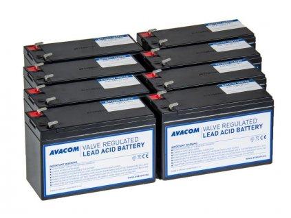 AVACOM RBC27 - kit pro renovaci baterie (8ks baterií)
