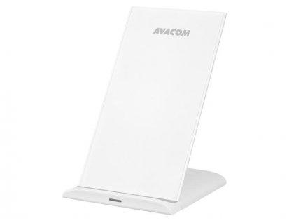 AVACOM HomeRAY T10 bezdrátová nabíječka stojánek, bílá