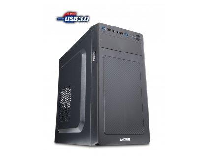 1stCOOL MicroTower STEP 3, ver.2, USB3.0