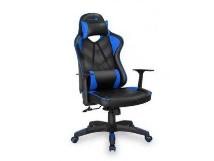 Connect IT LeMans Pro herní židle modré