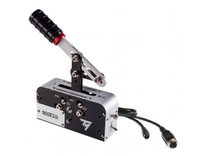 Thrustmaster Sekvenční řadicí páka a ruční brzda TSS Sparco Mod +